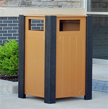 Ridgeview Litter Container