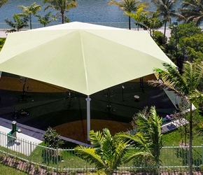 Octagon Shade