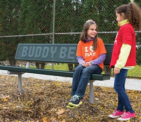 Buke Buddy Bench